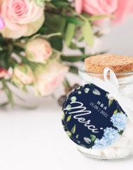 Etiquette cadeau Mariage personnalisée