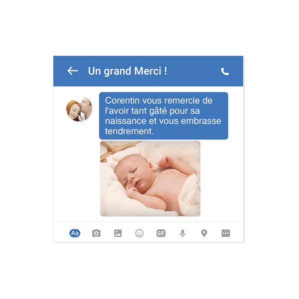 remerciement-naissance-messenger