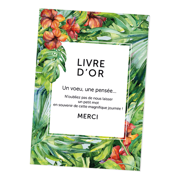affichette-livre-d-or-hisbiscus2