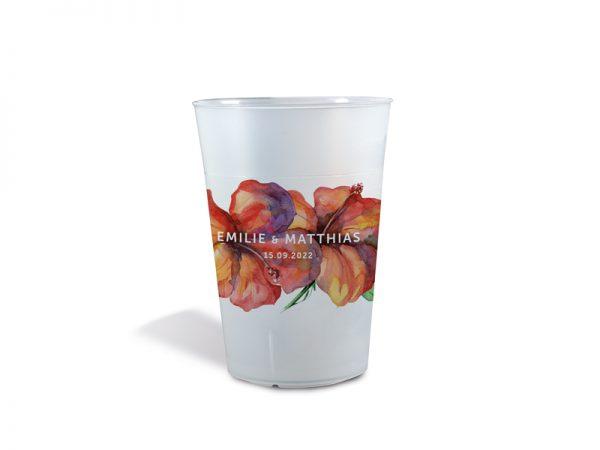gobelet-mariage-hibiscus