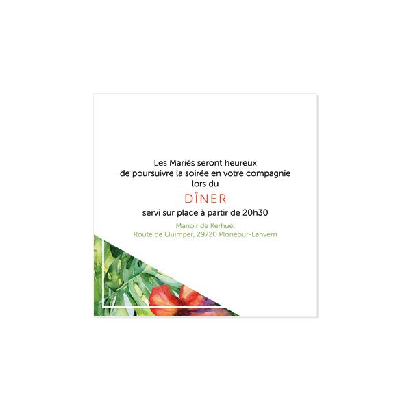 invitation-mariage-hibiscus