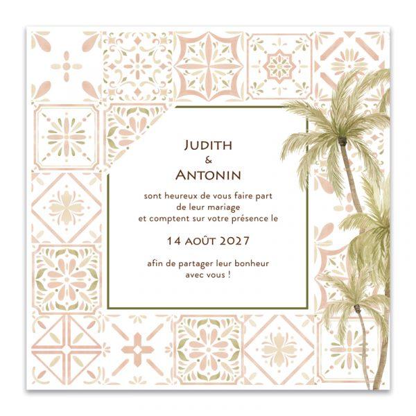 faire-part-mariage-morocco-palmier-recto