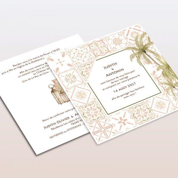 faire-part-mariage-morocco-palmier-recto-verso